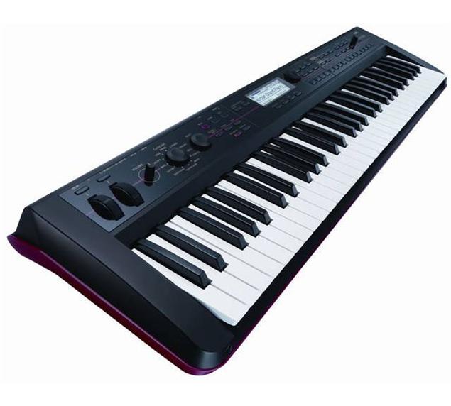 Korg Kross Keyboard Workstation - 61-Key