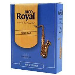Rico Royal Tenor Saxophone Reeds