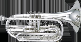 Kanstul Model 955 Bb Marching Trombone
