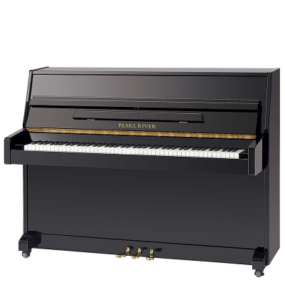 Pearl River Model UP108D1 Upright Console Piano