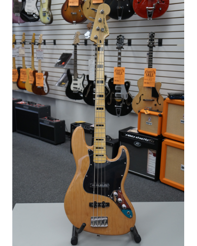 Fender Squier Vintage Modified Jazz Bass 70s Electric Bass