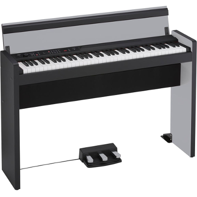 Korg LP-380 73 Key Digital Piano - Silver/Black