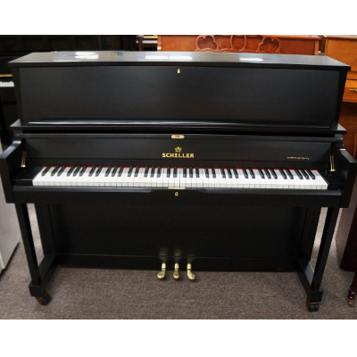 Schiller Performance Frankfurt Upright Ebony Satin