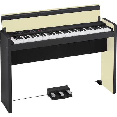 Korg LP-380 73 Key Digital Piano - Cream