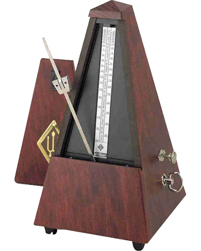 Wittner?? Bell Plastic Key Wound Metronome