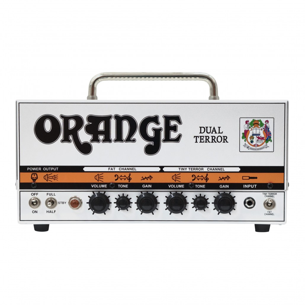 Orange Dual Terror 30W Guitar Amp Head