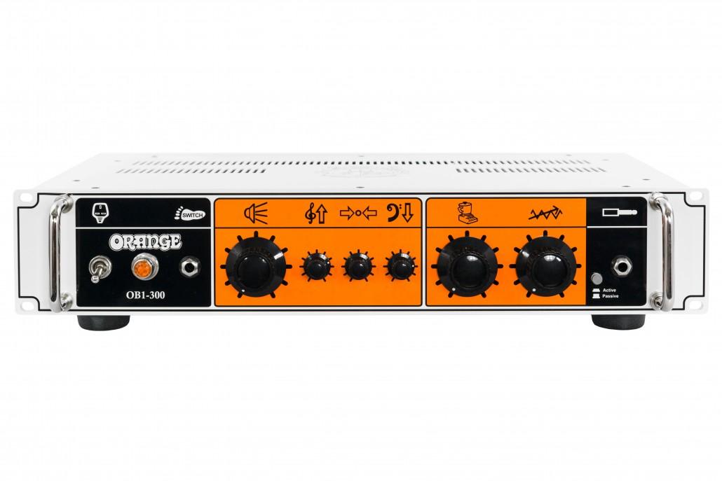 Orange OB1-300 Bass Guitar Amp Head