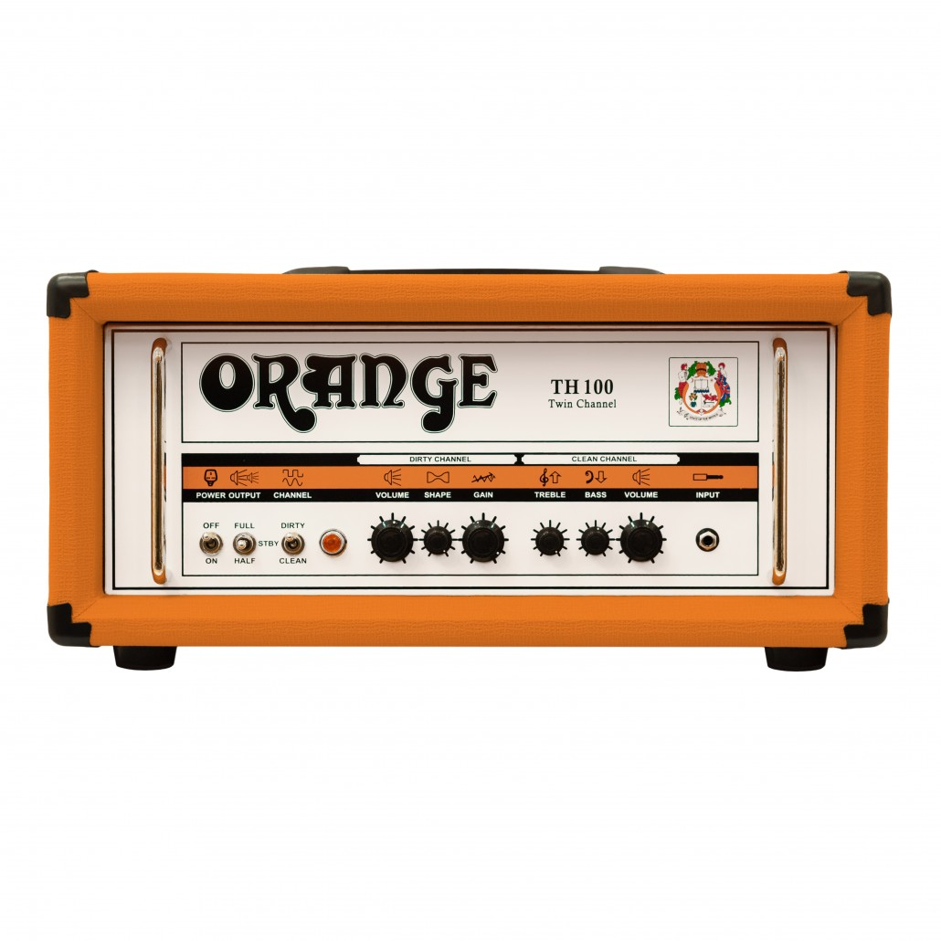 Orange TH100 100-Watt 2-Channel Guitar Tube Head
