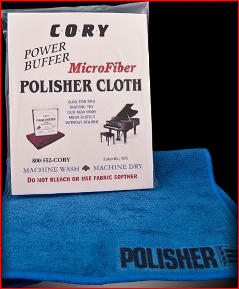 Cory Micro Fiber Polishing Cloth