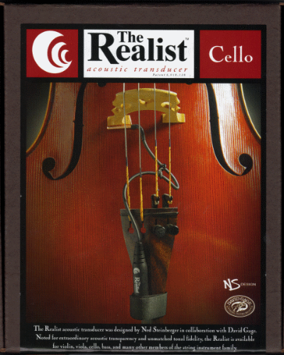 The Realist Cello Pickup