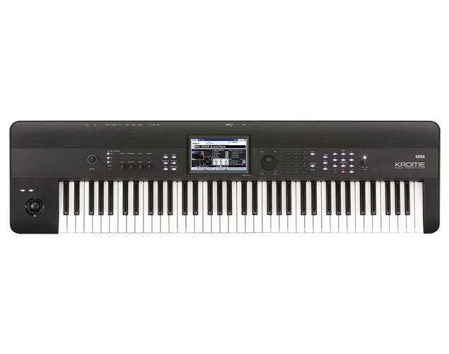 Korg Krome - 73-Key Workstation Keyboard