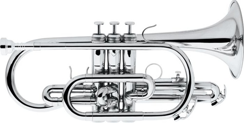 Weril EC1072 Alpha Series Bb Student Cornet