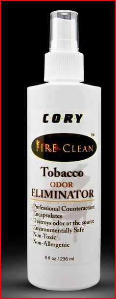 Cory Fire Clean Tobacco Odor Eliminator