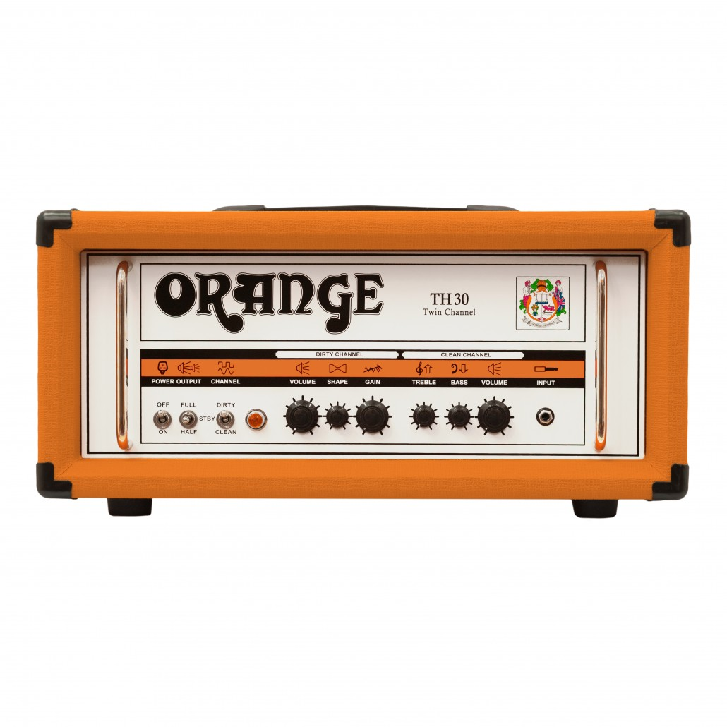 Orange TH30 H 30-Watt 2-Channel Guitar Tube Head