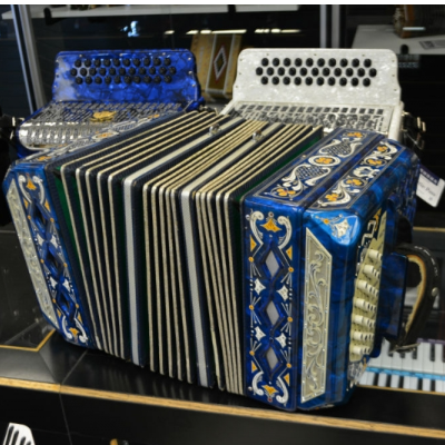 Star Bb Concertina