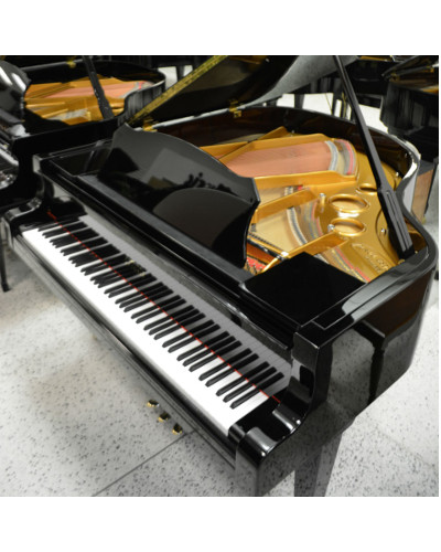 Estonia 168 Grand Piano Ebony Polish