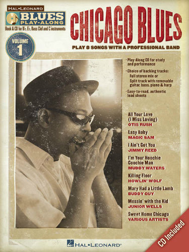 Chicago Blues - Blues Play-Along Volume 1 - Blues Play-Along Series