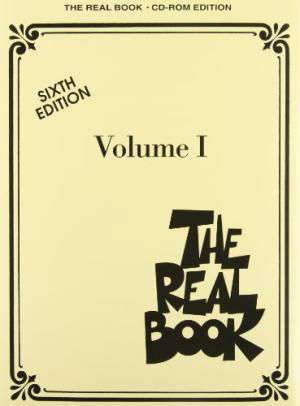 The Real Book C Edition – Volume I – Sixth Edition - Real Book Series - CD-ROM