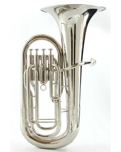 Schiller Model 400 Nickel Plated Euphonium