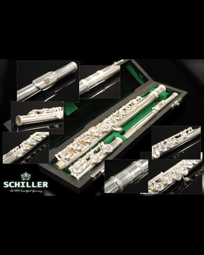 Schiller 200 Series Flute - Intermediate Closed Hole