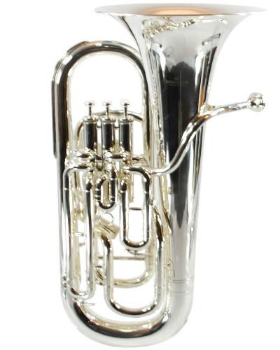 Schiller Elite Compensating Silver Plated Euphonium