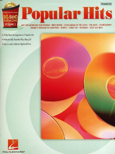 Swing Favorites – Trombone - Big Band Play-Along Series Volume 2