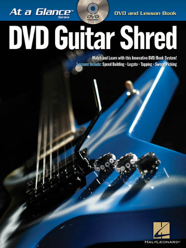 Guitar Shred Book and DVD