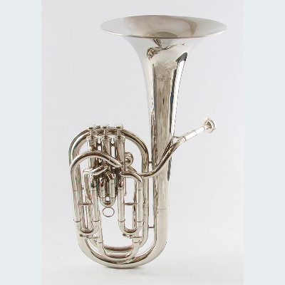 Schiller British Band Compensating Baritone Nickel