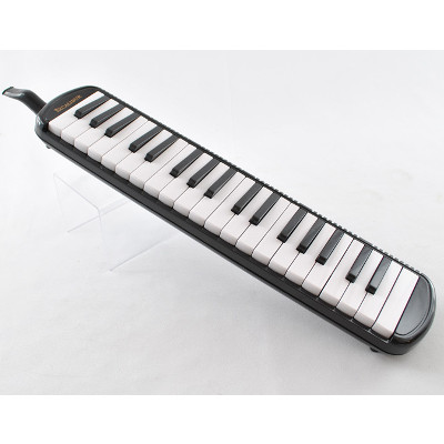 Excalibur 37 Note Pro Artist Series Melodica - Black