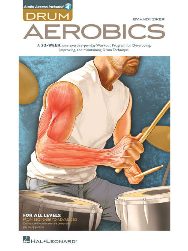 Drum Aerobics Book and Online Audio
