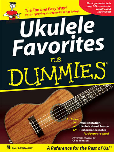 Ukulele Favorites for Dummies® - Dummies Collections Series