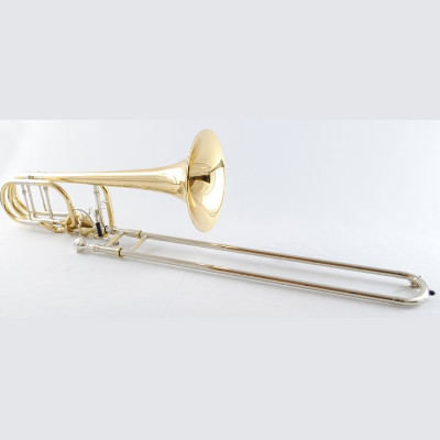 Schiller Super Double Axial Flow Trombone