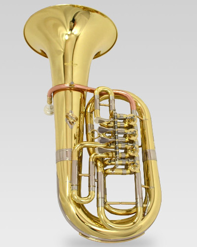 Schiller American Heritage Bb/C Rotary Valve Euphonium