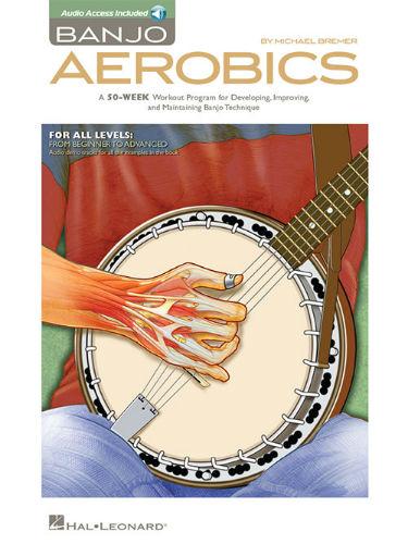 Banjo Aerobics Book and Online Audio