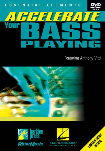 Accelerate Your Bass Playing DVD