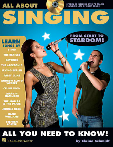 All About Singing Book and CD