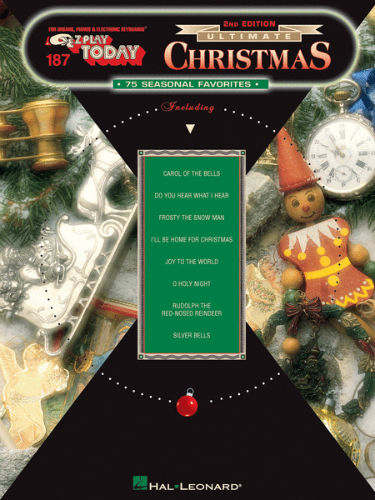 Ultimate Christmas – 21 - E-Z Play® Today Series Volume 187