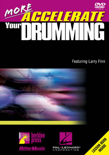 More Accelerate Your Drumming DVD