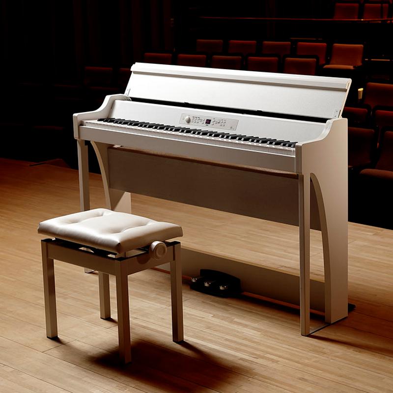 Korg G1 Air Digital Piano with Bluetooth - White