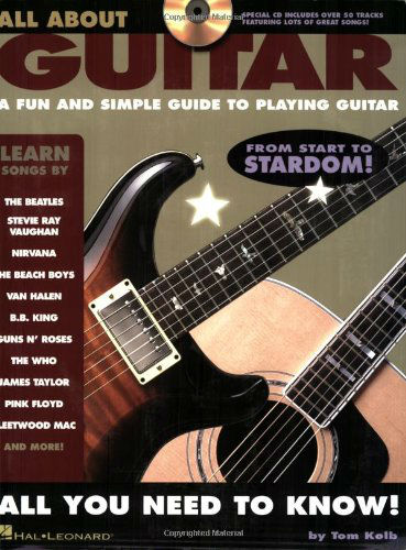 All About Guitar Book and CD