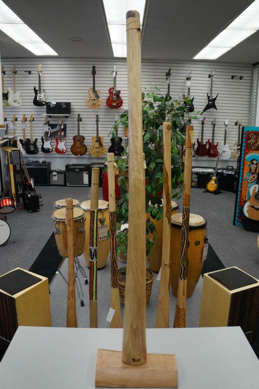 Didgeridoo Teak 50