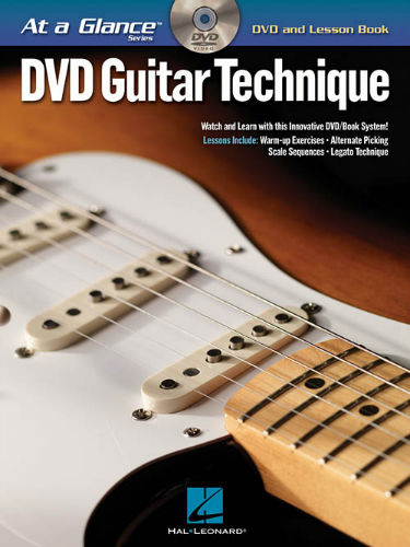 Guitar Technique Book and DVD