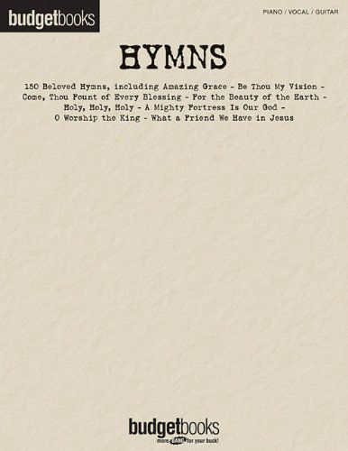 Hymns - Budget Books Series