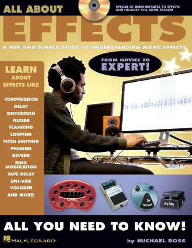 All About Effects Book and CD