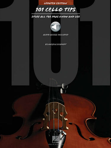 101 Cello Tips – Updated Edition