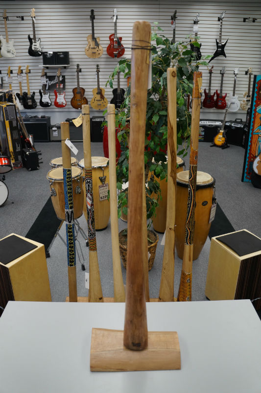 Didgeridoo Teak 39