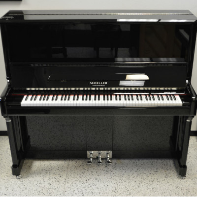 Schiller Concert Series C52 Upright Piano