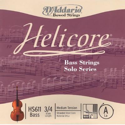D Addario Solo Bass Strings