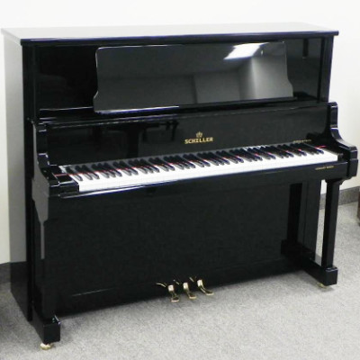 Schiller Concert C50 Professional Upright Piano