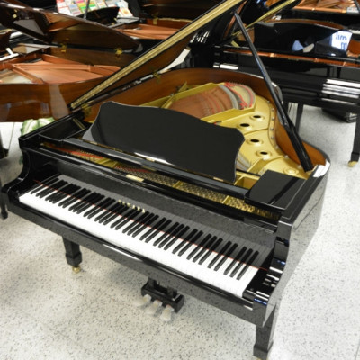 Yamaha G3 Grand Piano - Ebony Polish (used)